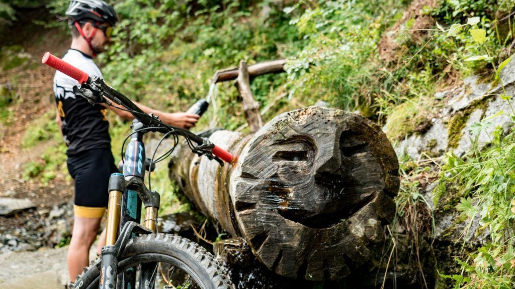 Tracks de Aneto - ruta btt por etapas en el Pirineo aragonés
