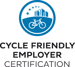 Logo certificado Cycle Friendly Employer