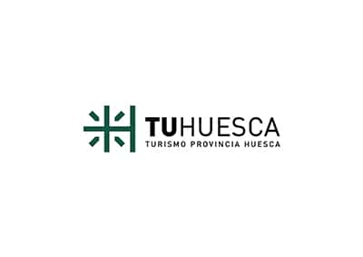 Logotipo TuHuesca, Turismo Provincia de Huesca