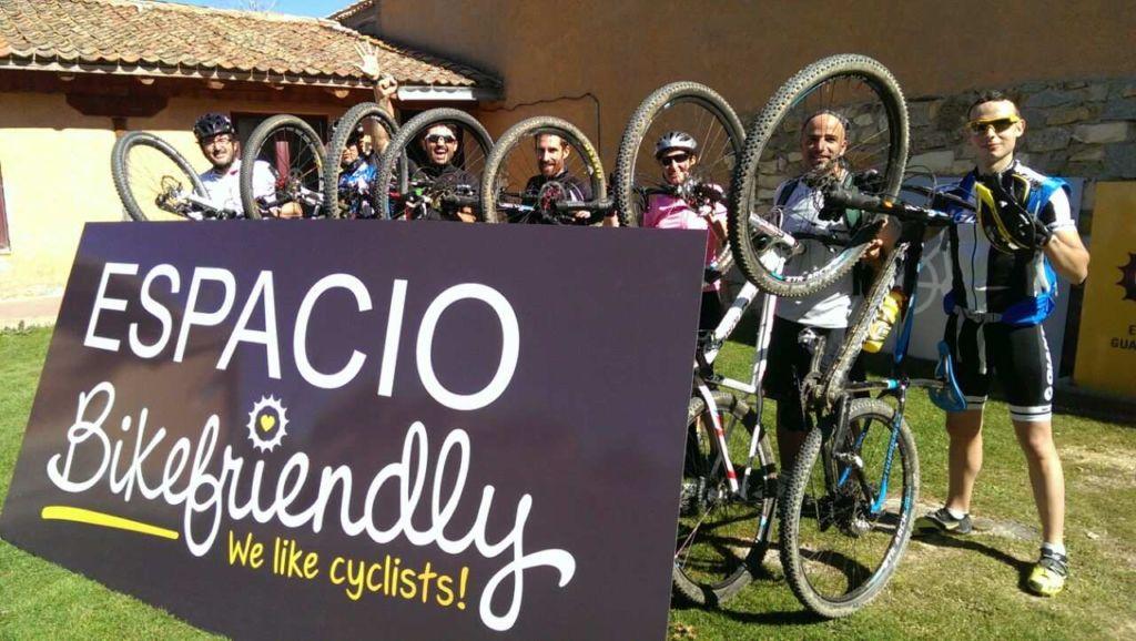 Proyecto fomento cicloturismo Segovia