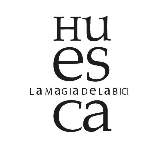 logo Huesca La Magia de la Bici