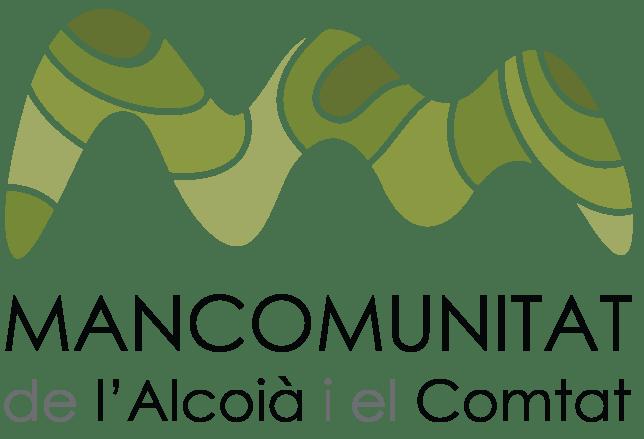 Logo Mancomunitat de l'Alcoià i el Comtat