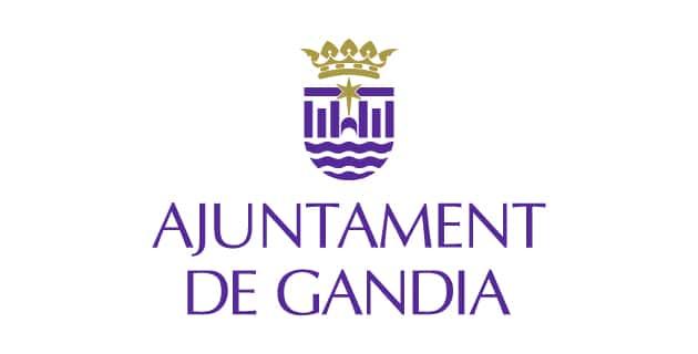 Logo Ayuntamiento Gandía