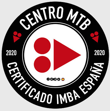 Icono centro BTT certificado IMBA