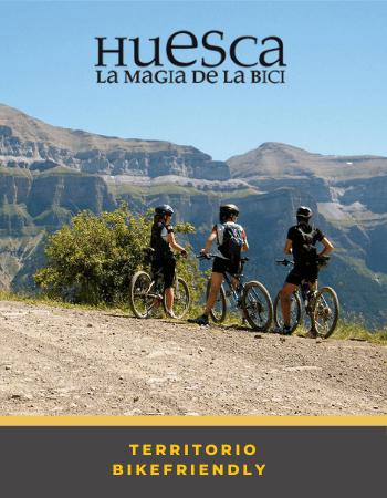 Huesca la Magia de la Bici - Territorio Bikefriendly