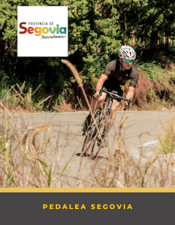 Pedalea Segovia - Territorio Bikefriendly