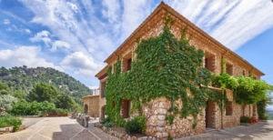 Finca Albellons - Alojamiento Bikefriendly en Sierra de la Tramontana de Mallorca
