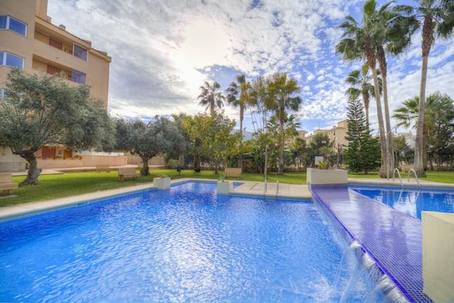 Alborada Golf by Mimar es un lugar ideal para relajarse en Alicante