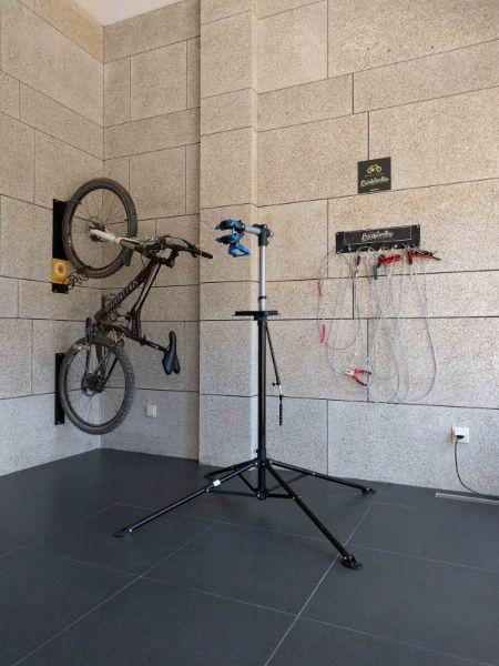 Hotel Bikefriendly en Ribeira de Pena - Portugal - Pena Park Hotel