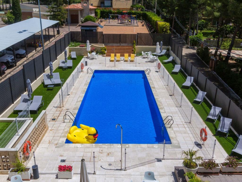 Hotel Marivella - Hotel para ciclistas en Calatayud