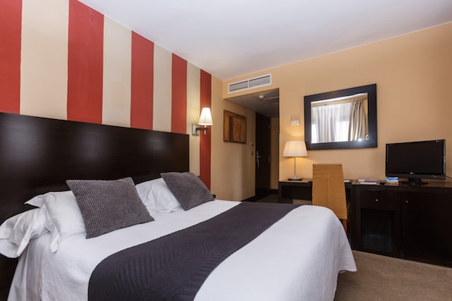 Hotel Monasterio Benedictino - Hotel para ciclistas en Calatayud