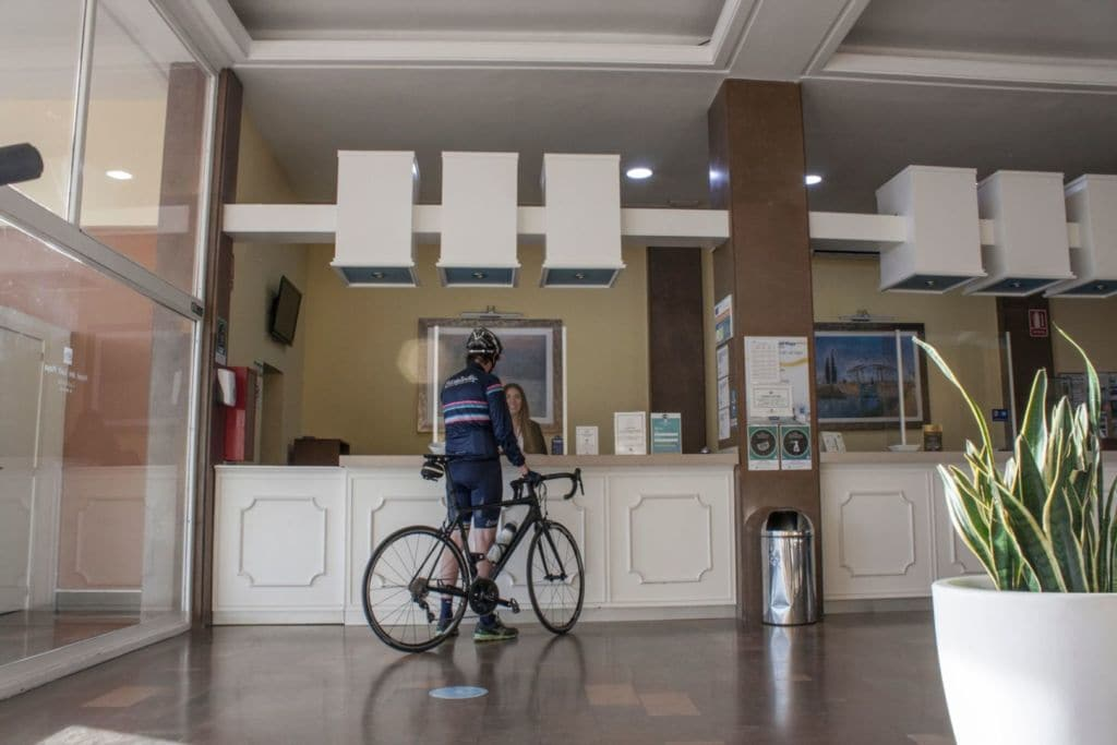 Hotel Bikefriendly - Golf Playa Castellón