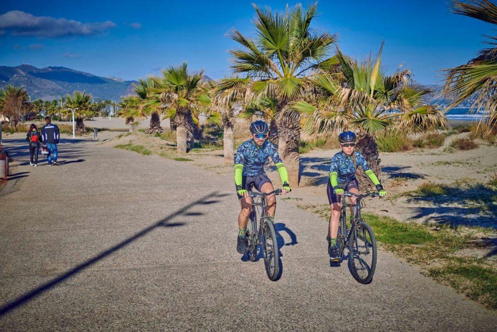 Rutas ciclistas familiares en Castellón - Hotel Golf Playa Castellón