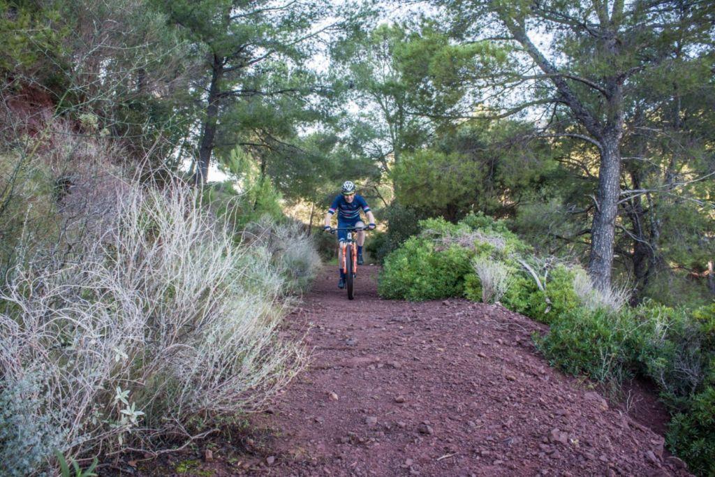 Rutas ciclistas de MTB en Castellón - Hotel Golf Playa Castellón