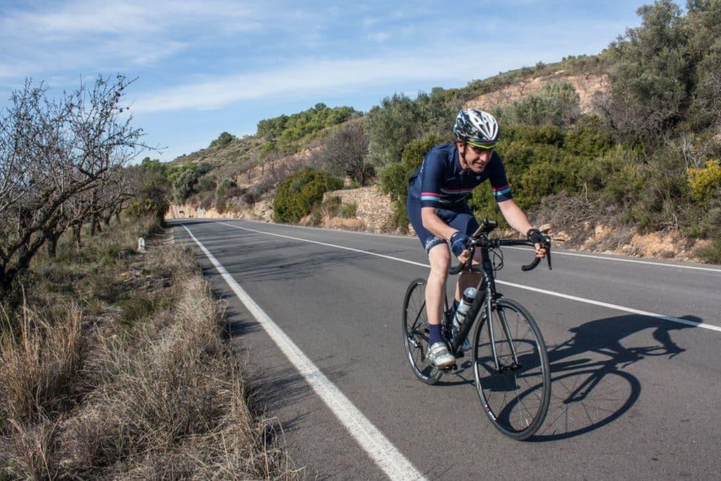 Rutas ciclistas de carretera en Castellón - Hotel Golf Playa Castellón
