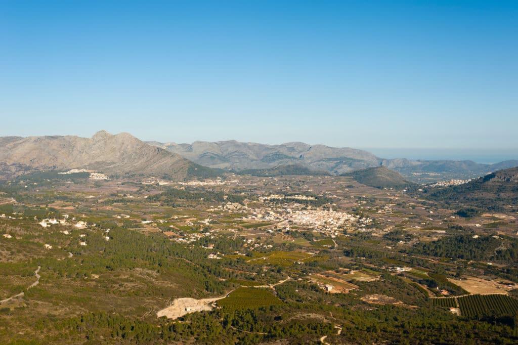 Vall del Pop - Alicante