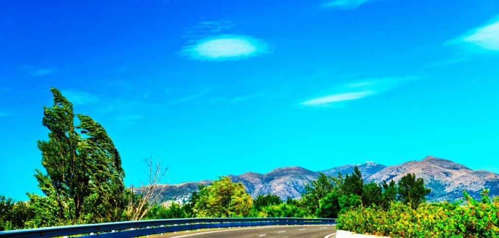 Carretera cerca de Cadaqués - Girona Road Trip