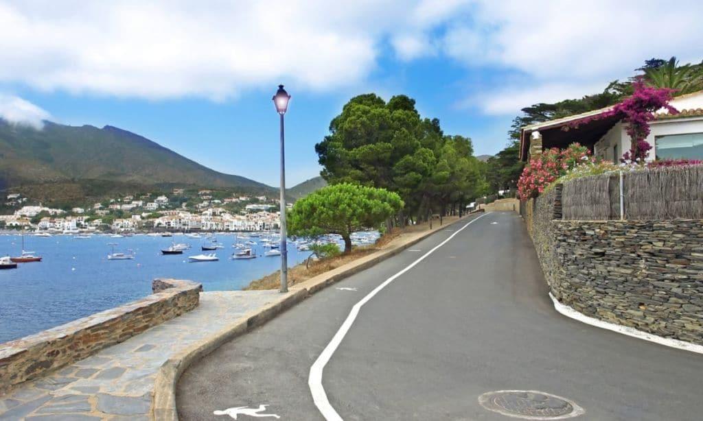 Carretera a Cadaqués