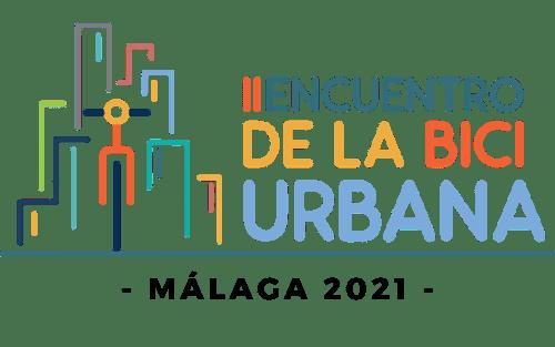 Logo Encuentro de la Bici Urbana Málaga