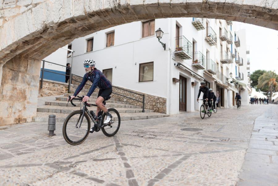 Las 30 mejores rutas ciclistas de carretera en la provincia de Castellón