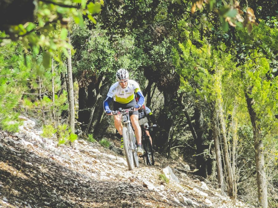 Centros de BTT y rutas para bicicleta de montaña en Castellón