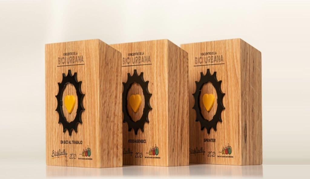 Premios Bikefriendly 2021 - Accesits