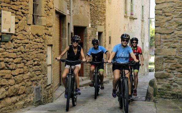 Ca L'Estamenya alojamiento rural bikefriendly