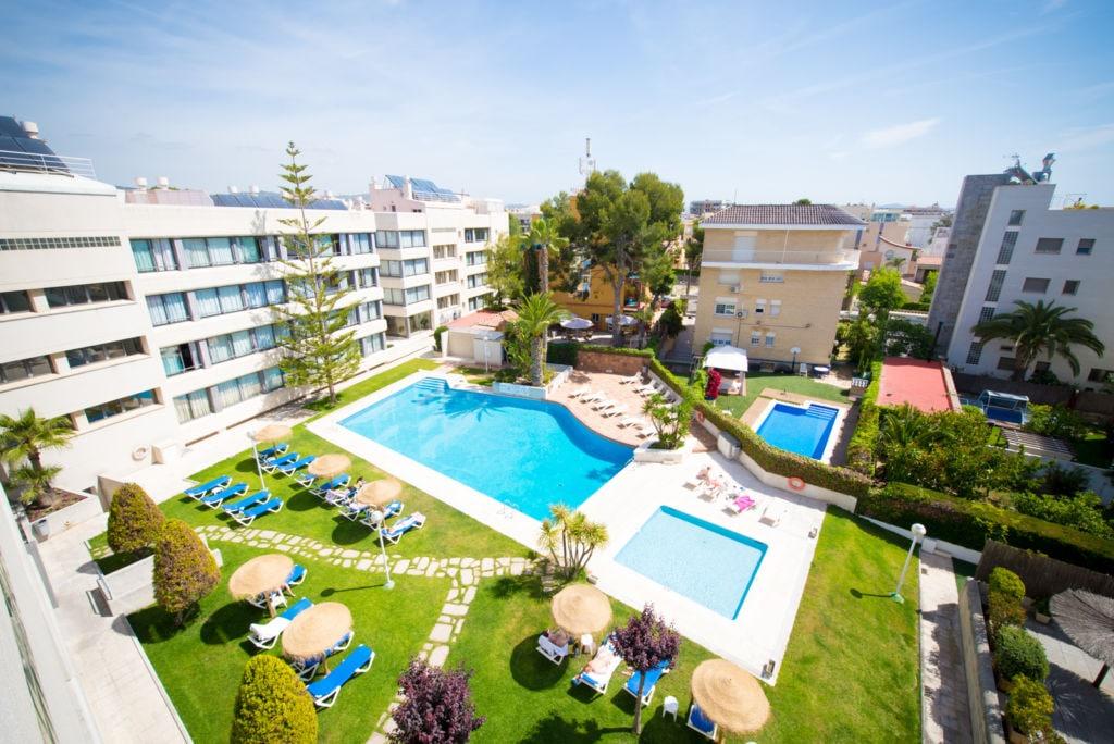 Atenea Park, alojamiento ideal para los participantes en triatlón en Barcelona