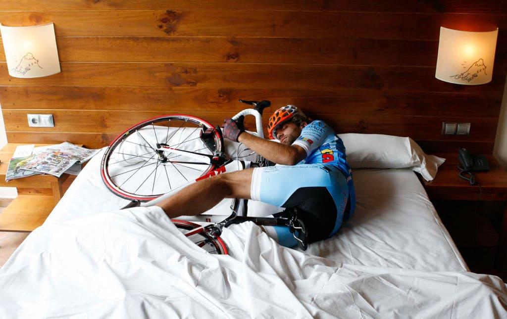 ciclista hotel magic massana