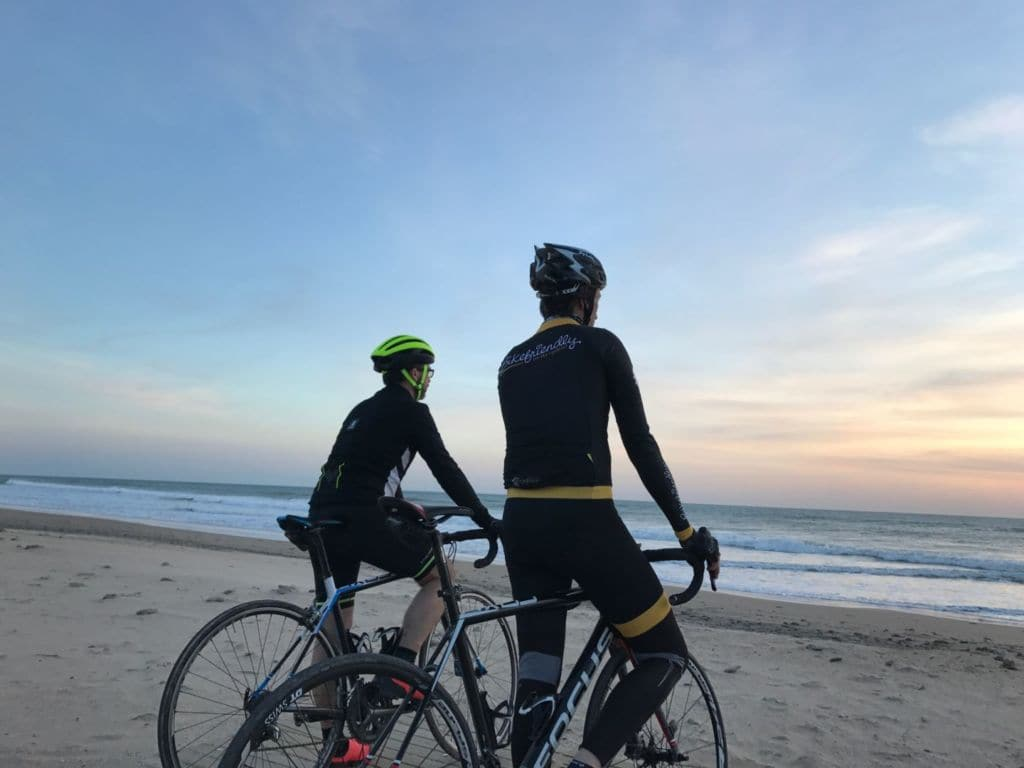 Rutas ciclistas desde Rota - Hotel Playa de la Luz