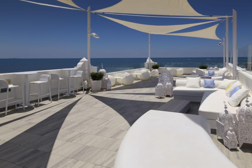 Hotel Playa de la Luz - Hotel para ciclistas en Rota