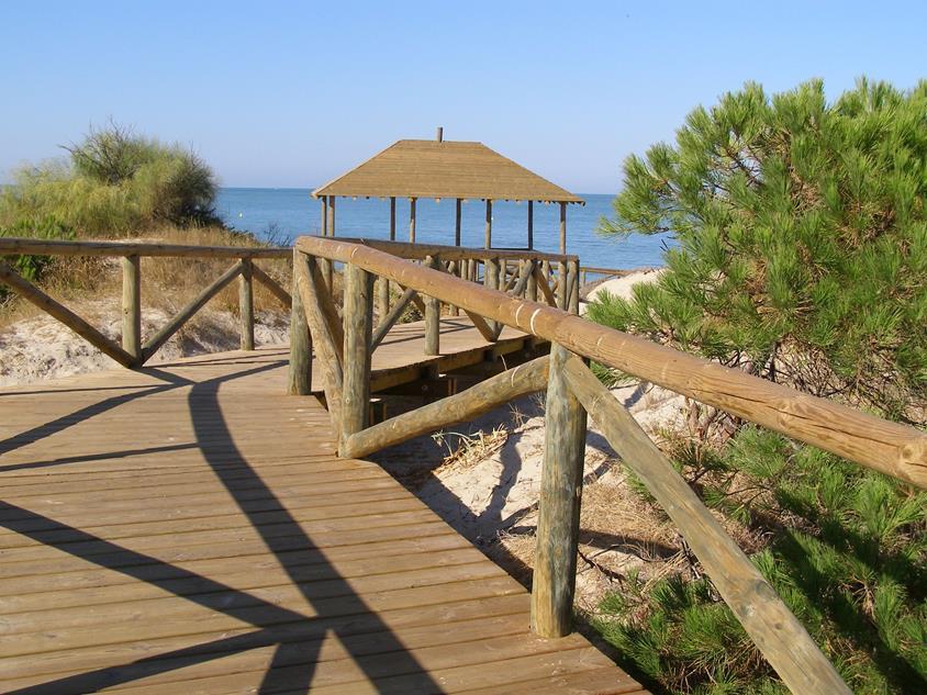 Qué visitar en Rota - Hotel Playa de la Luz